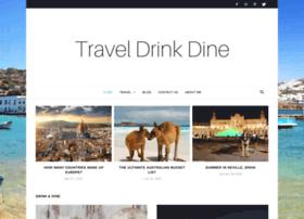 traveldrinkdine.com