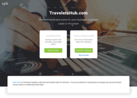 travelershub.com