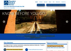 travelersmedical.com