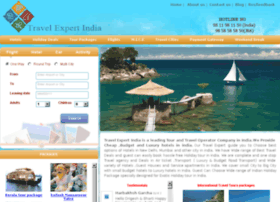 travelexpertindia.com