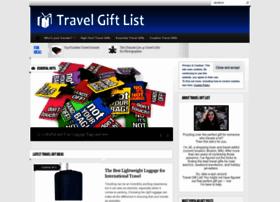 travelgiftlist.com