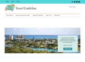 travelguideline.net