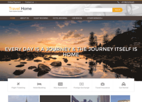 travelhomeonline.com