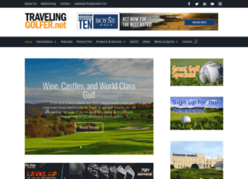 travelinggolfer.net