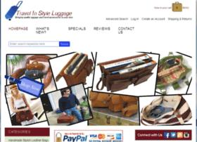 travelinstyleluggage.com