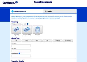 travelinsurance.confused.com