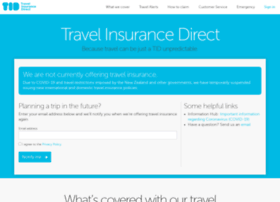 travelinsurancedirect.co.nz
