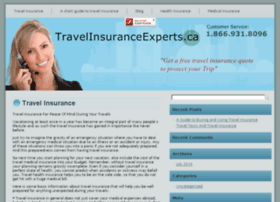 travelinsuranceexperts.ca