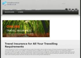 travelinsuranceforall.co.uk