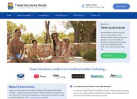 travelinsurancequote.co.uk