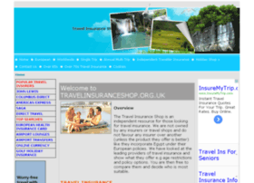 travelinsuranceshop.org.uk