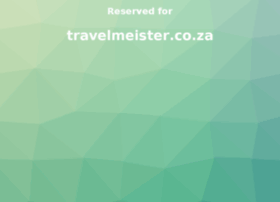 travelmeister.co.za
