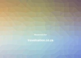travelnation.co.za