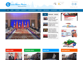 travelnewsnepal.com