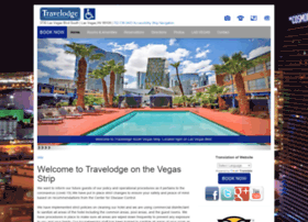 travelodgevegasstrip.com