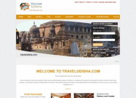travelodisha.com
