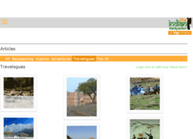 travelogues.indianbackpacker.com