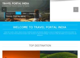 travelportalindia.com