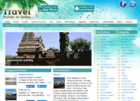 travelportalofindia.com