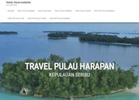 travelpulauharapan.com