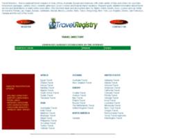 travelregistry.net