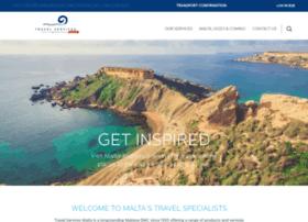 travelservicesmalta.com