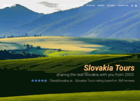 travelslovakia.sk