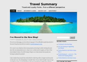 travelsummary.wordpress.com