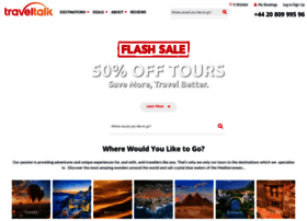 traveltalktours.com