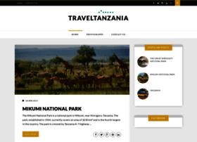traveltanzania.blogspot.com
