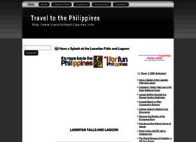 traveltothephilippines.info