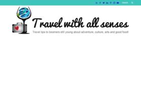 travelwithallsenses.com