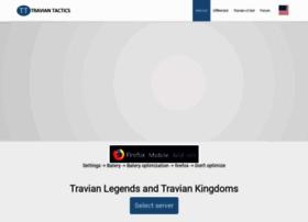 traviantactics.com