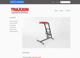 traxionproducts.com