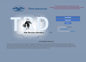 trd.firstam.com