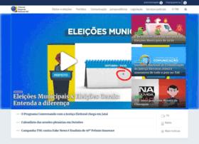 Tre-go.gov.br