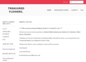 treasuredflowers.co.uk