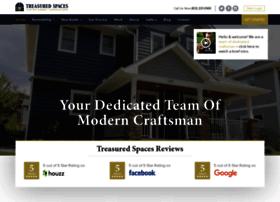 treasuredspacesinc.com