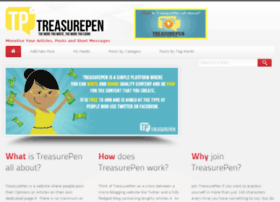 treasurepen.com