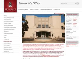 treasurernet.uark.edu