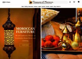 treasuresofmorocco.com