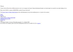 treasurygateway.vectrabank.com
