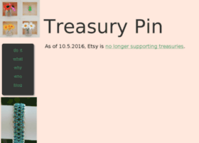 treasurypin.com