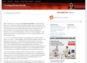 treating-hemorrhoids.com