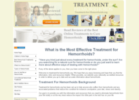 treatment-for-hemorrhoids.org
