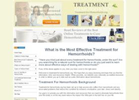 treatment-for-hemorrhoids.org