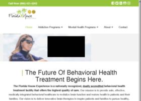 treatmentcenters.floridahouseexperience.com