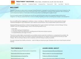 treatmentmassage.com
