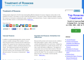 treatmentofrosacea.com