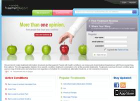 Treatmentreport.com
